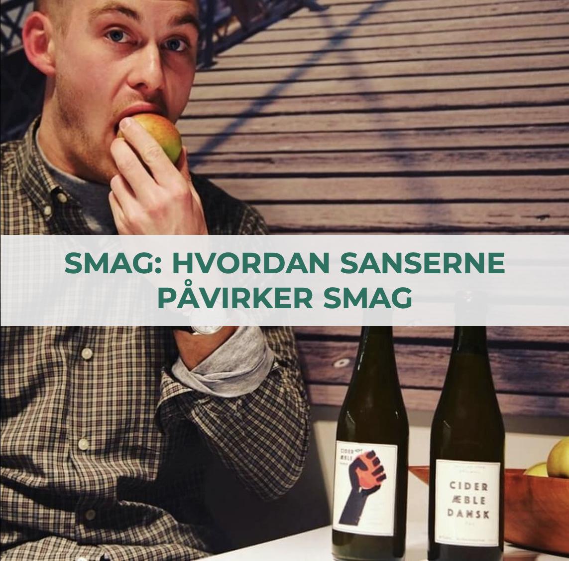 Smag_Hvordan sanserrne påvirker smag