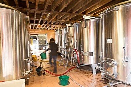 Ciderfremstilling - Omstikning