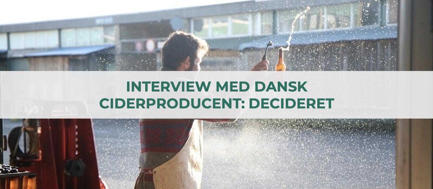 Decideret Interview
