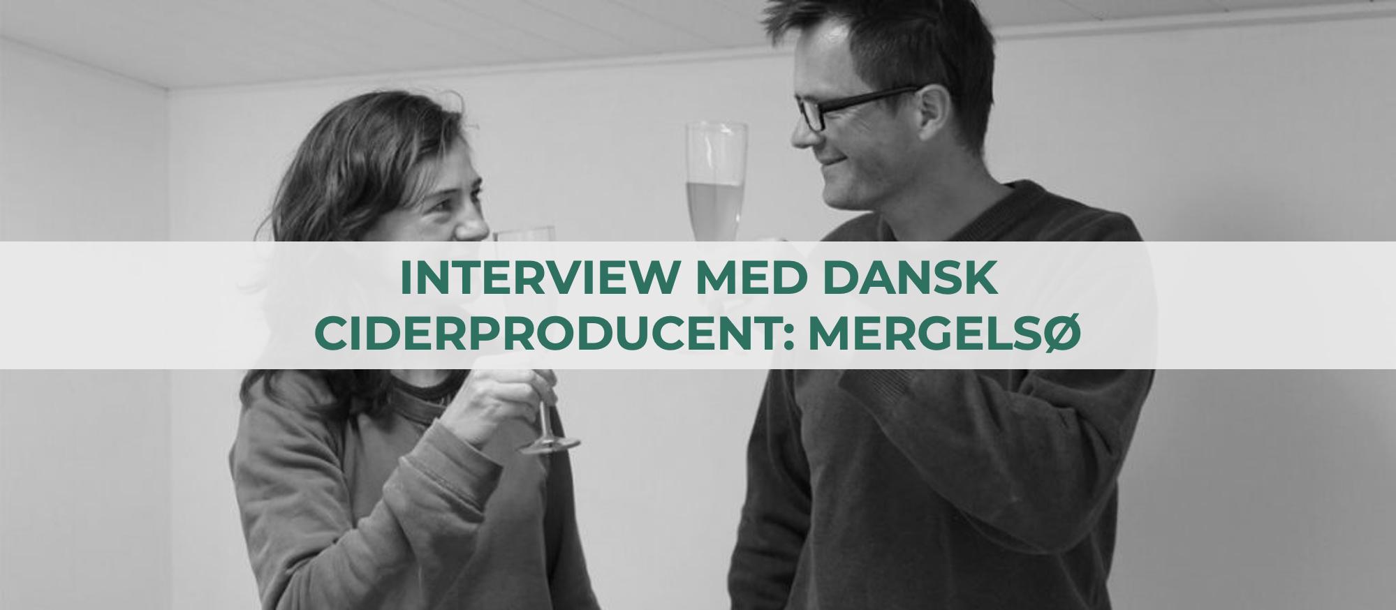 Mergelsø Interview