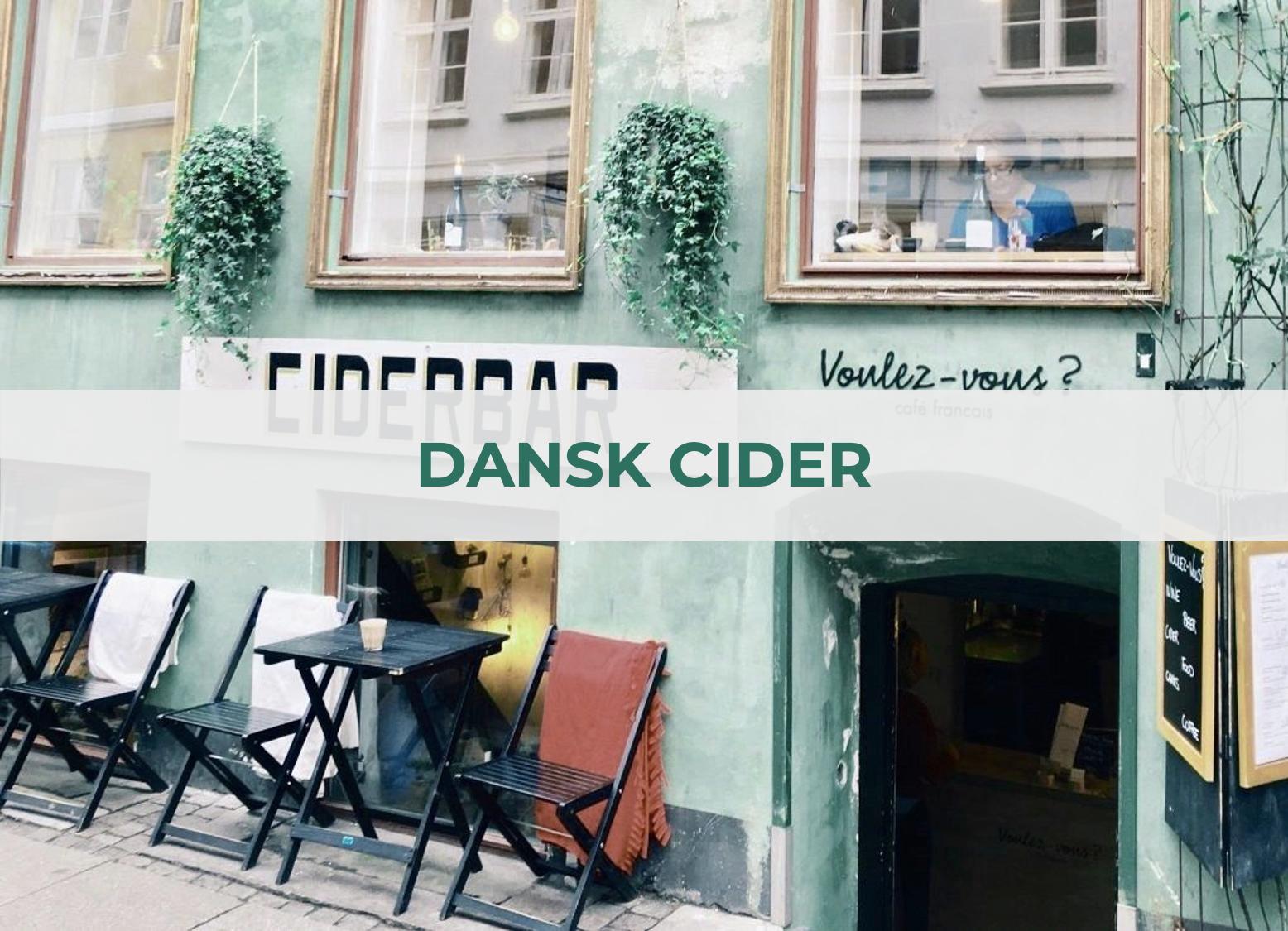 Dansk cider