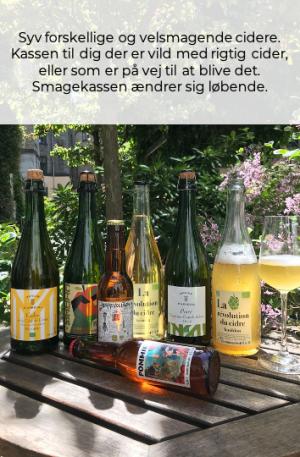 Cidersmagekasse