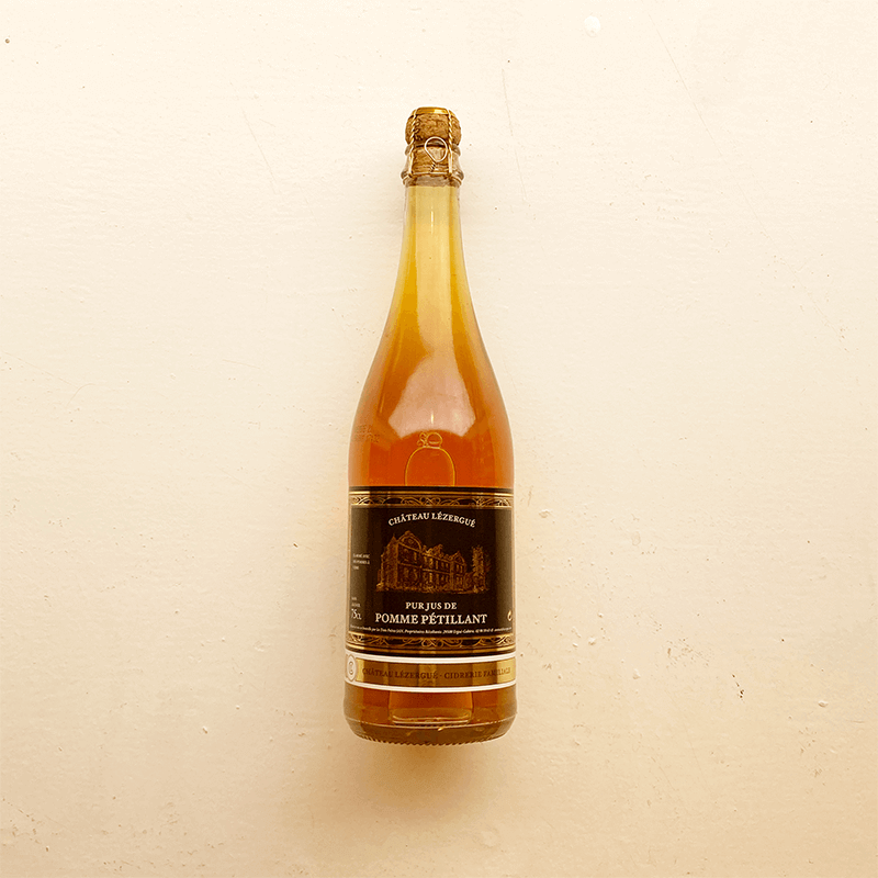 Lezergué - alkoholfri cider