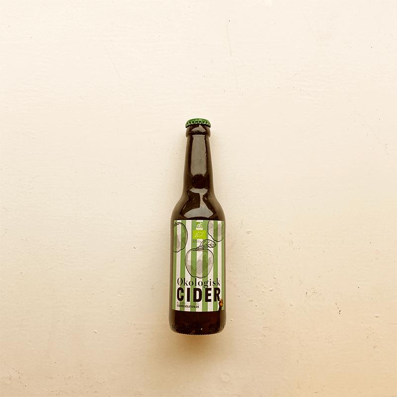 Ciderrevlution grøn striber
