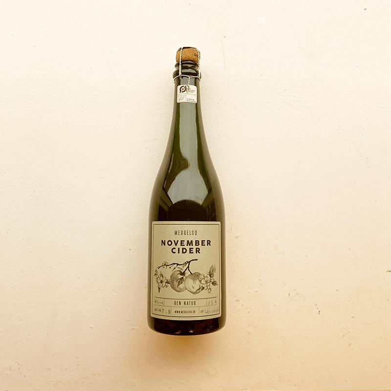Mergelsø November Cider