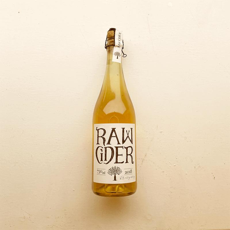 Raw Cider