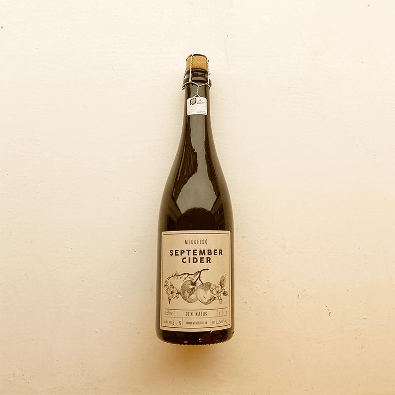 Mergelsø September Cider